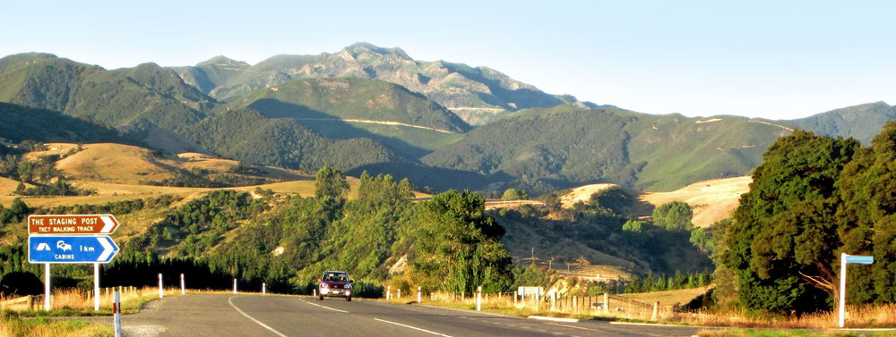 Located in beautiful  North Canterbury  ...where there's so much to see and do