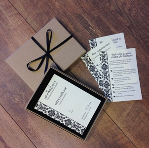 Gift certificates are available for all these packages - click here for more information.