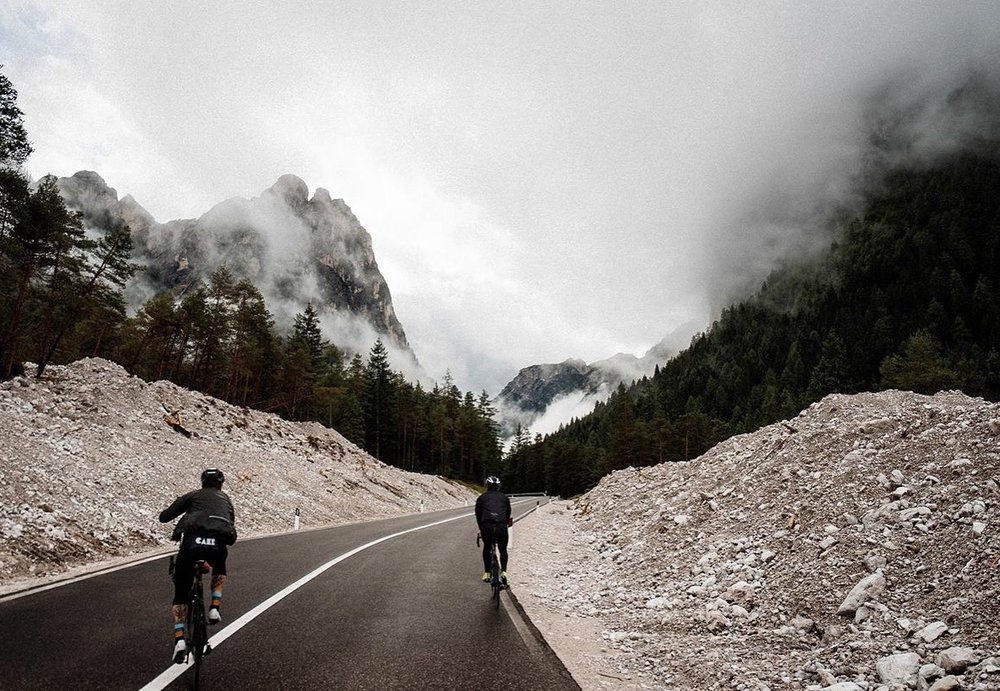 Quirk Cycles in Dolomites
