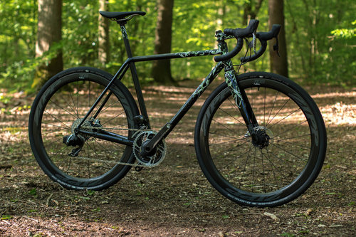 Quirk Cycles Custom Steel Bicycles Handmade In London By