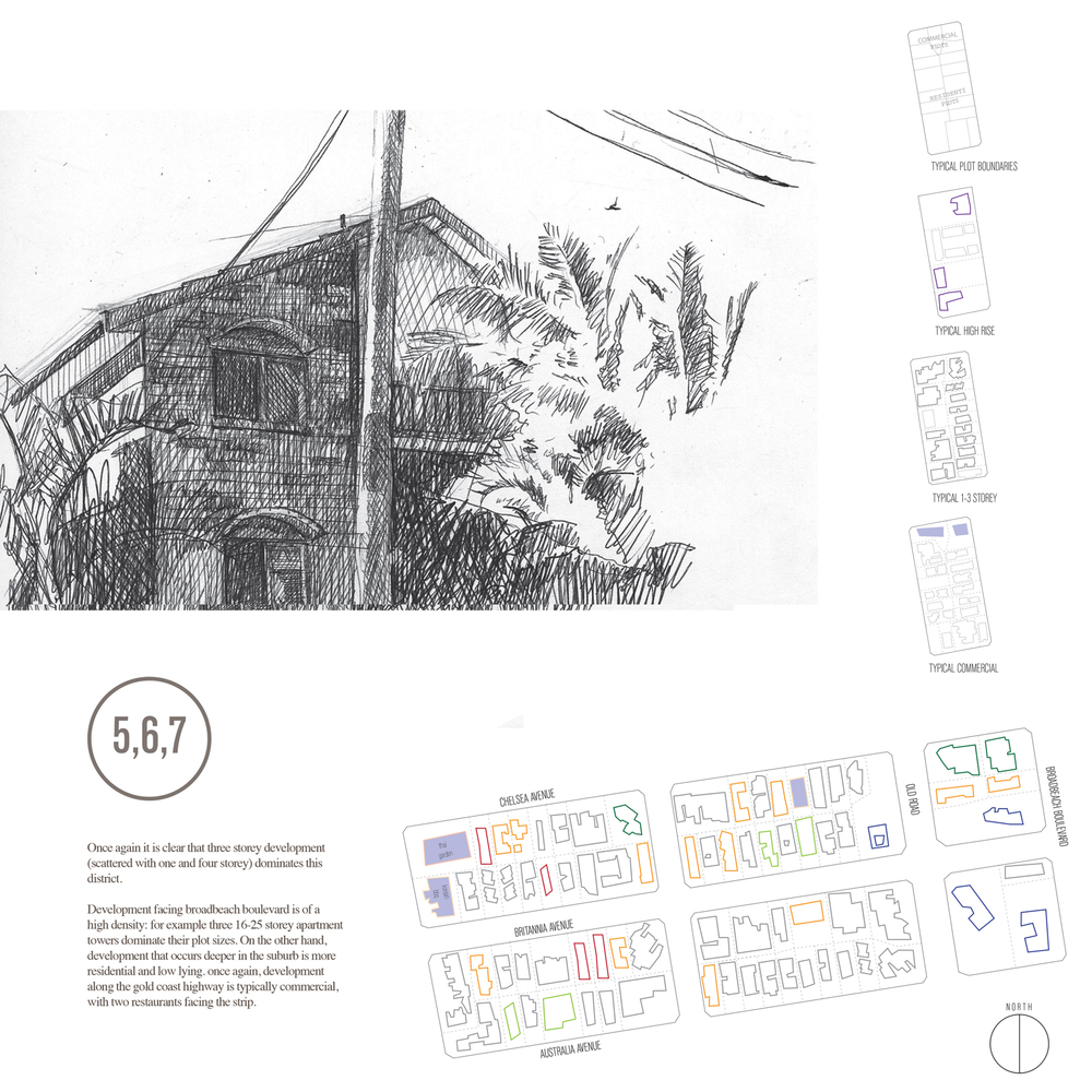 Character studies of surrounding neighbourhoods were explored and analysed in detail, before any design was made.