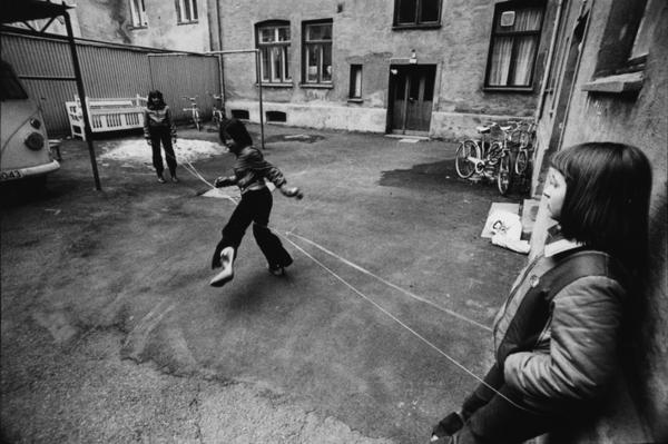 Bakgård 1981