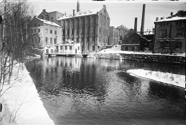 Seilduksfabrikken 1935