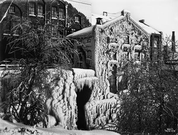 Seilduksfabrikken 1917