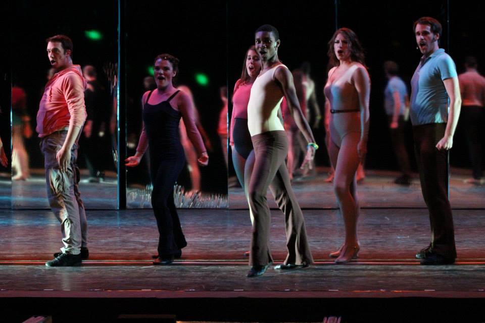 A Chorus Line, 2014