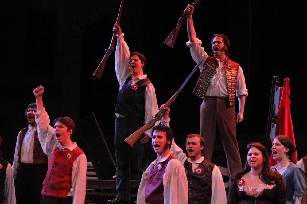 Les Misérables, 2013