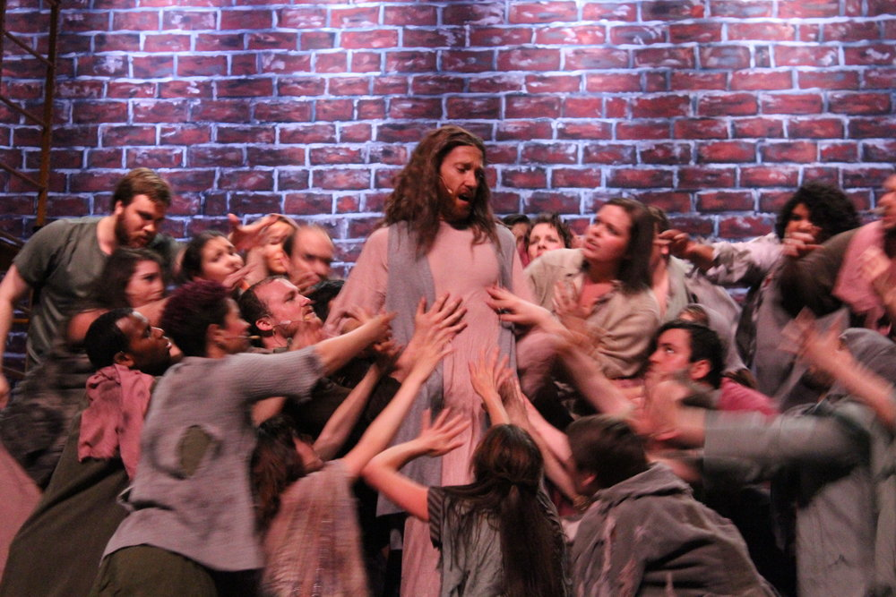 Jesus Christ Superstar, 2016