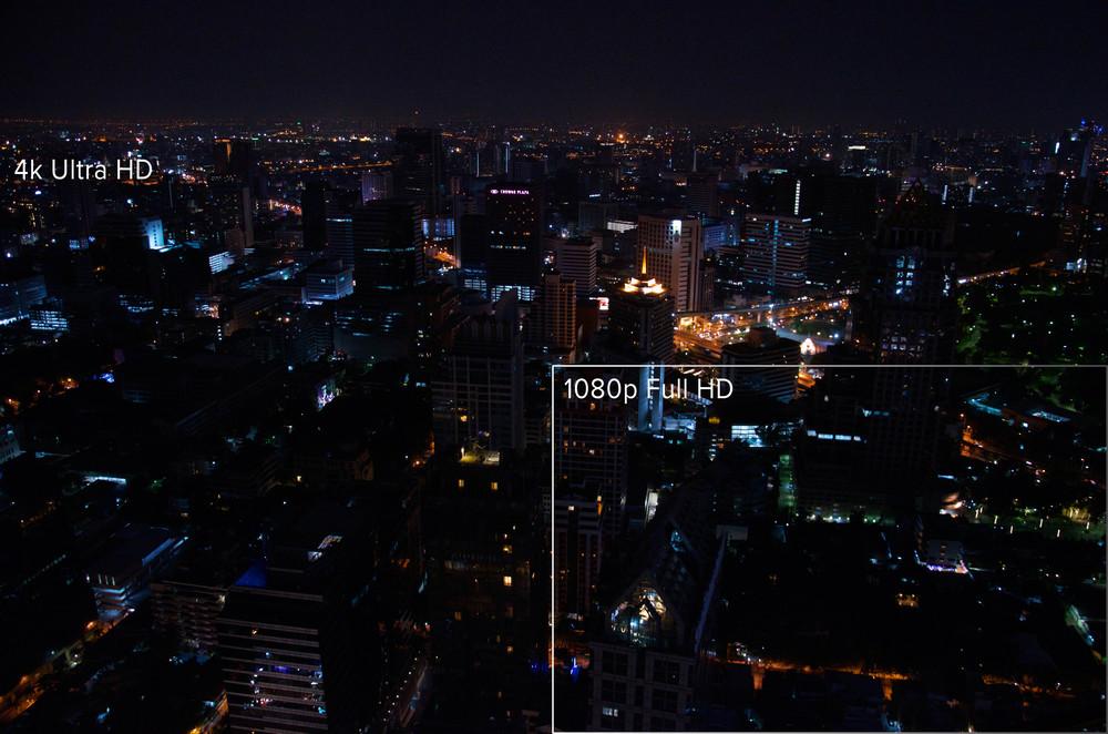Hochauflösende Bilder: Damit jedes Detail aus der Luft erkennbar ist, bieten wir unsere Luftaufnahmen in 4k an. Damit umfassen unsere Aufnahmen viermal so viele Pixel wie herkömmliche Full HD Aufnahmen.
