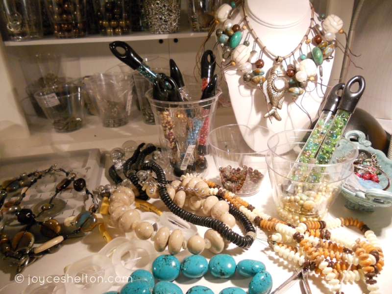 Jazz & Jewelry Open Studio Sundays @ joyceshelton.com