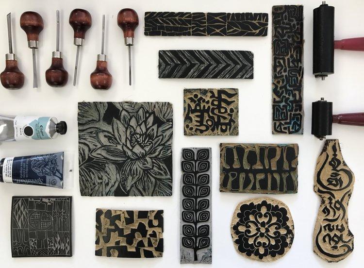 design•carve•print