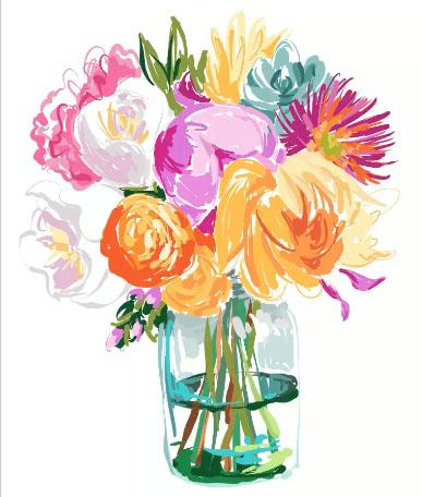 Summer Flowers ©Joyce Shelton