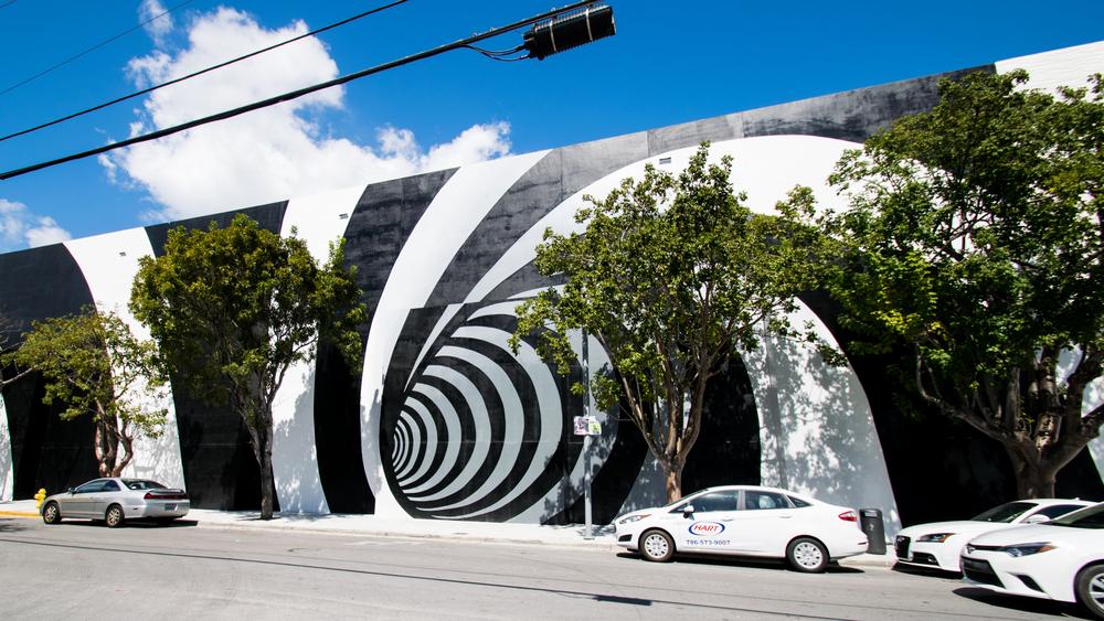 2x4: Vortex  Mural