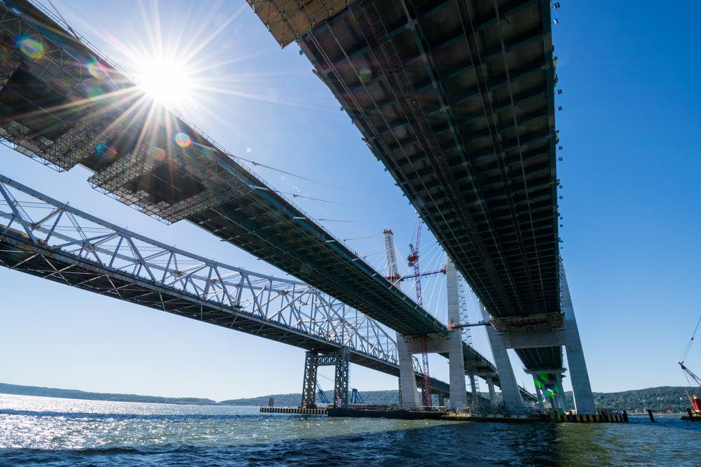 Tappan Zee & New NY Bridges