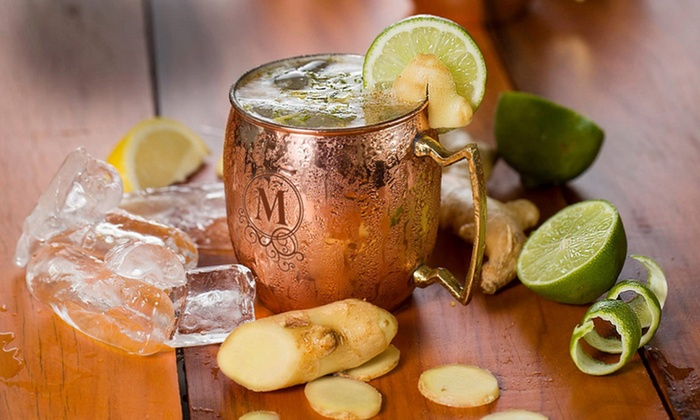 Moscow Mule VBG Scranton Moscow NEPA Restaurant