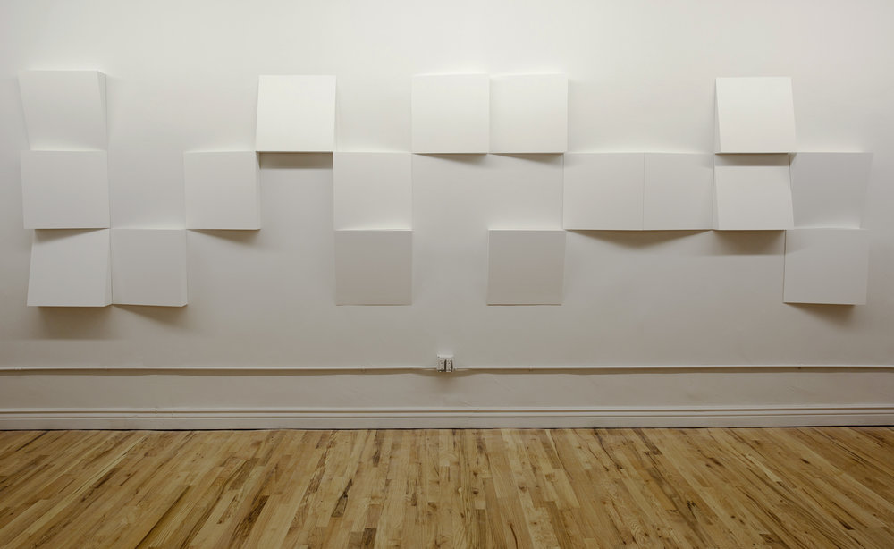 Installation view at Hercules Studios Gallery