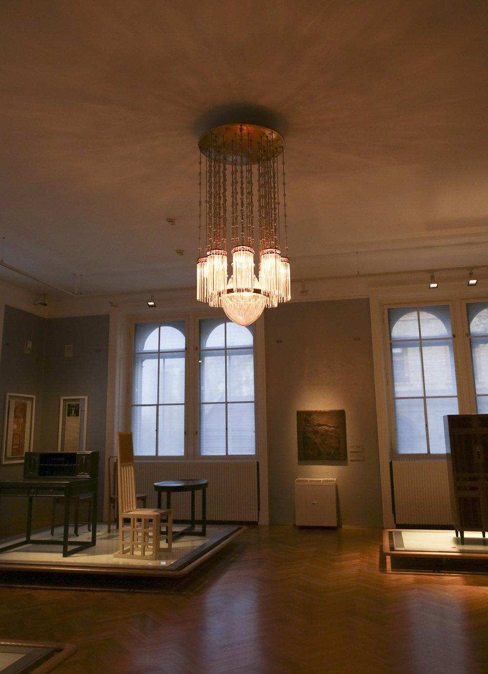 Wien 1900 Room at the MAK