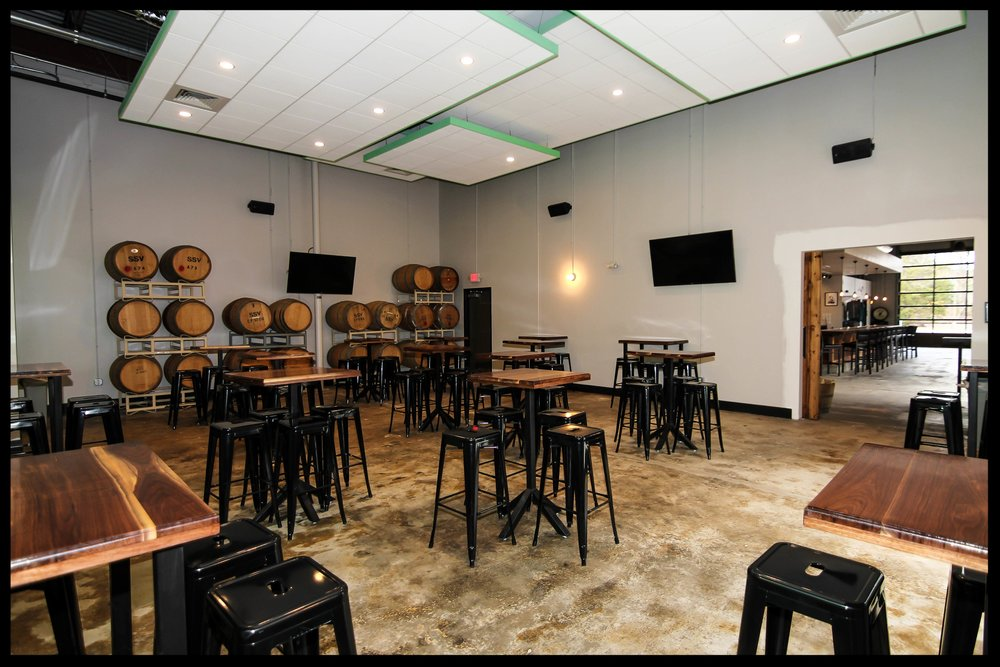 Event Space To Main Taproom