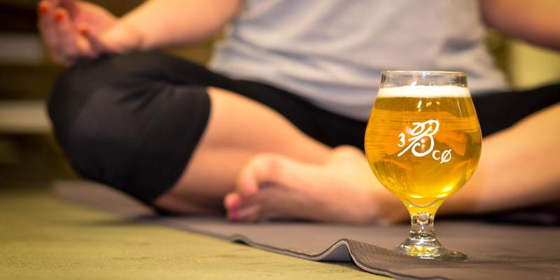 8f2d56a00 Come out to Bond Brothers for Yoga and Beer, led by Jennie Wise!
