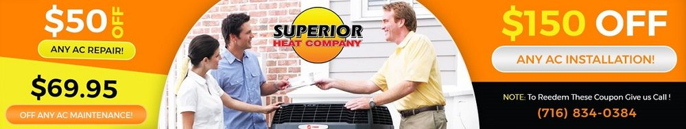 Superior Heat Air Conditioner offers