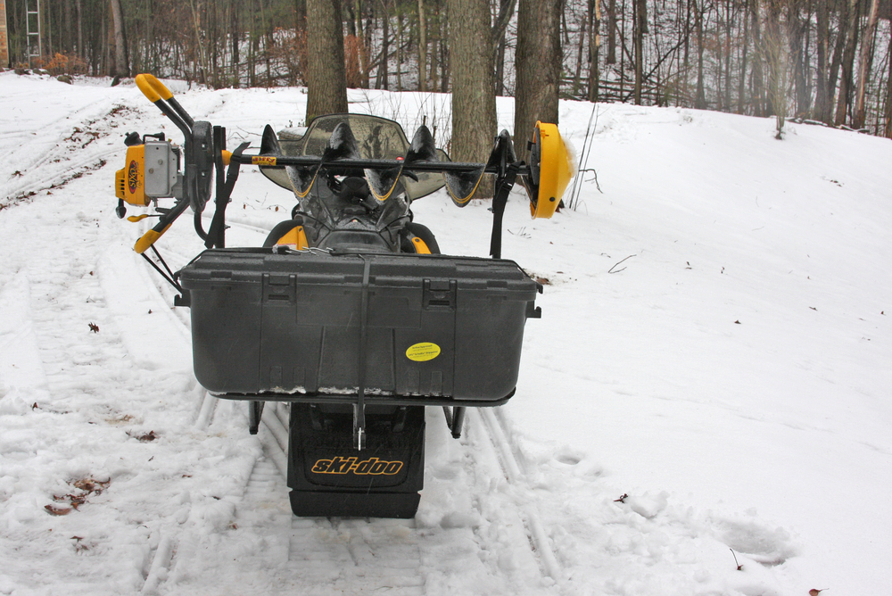 Snowmobile Cargo System