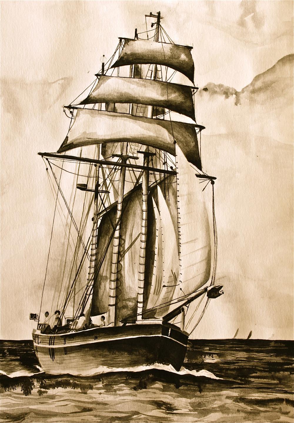 ink headon sailing ashleychase.jpg