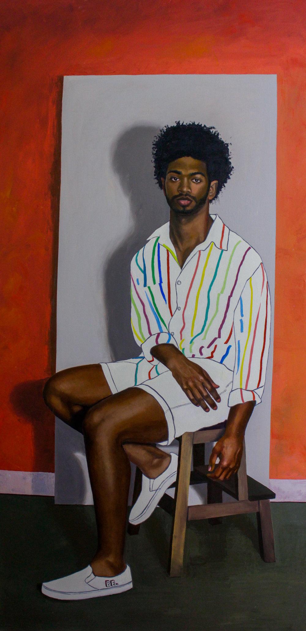 Self Portrait: 2017