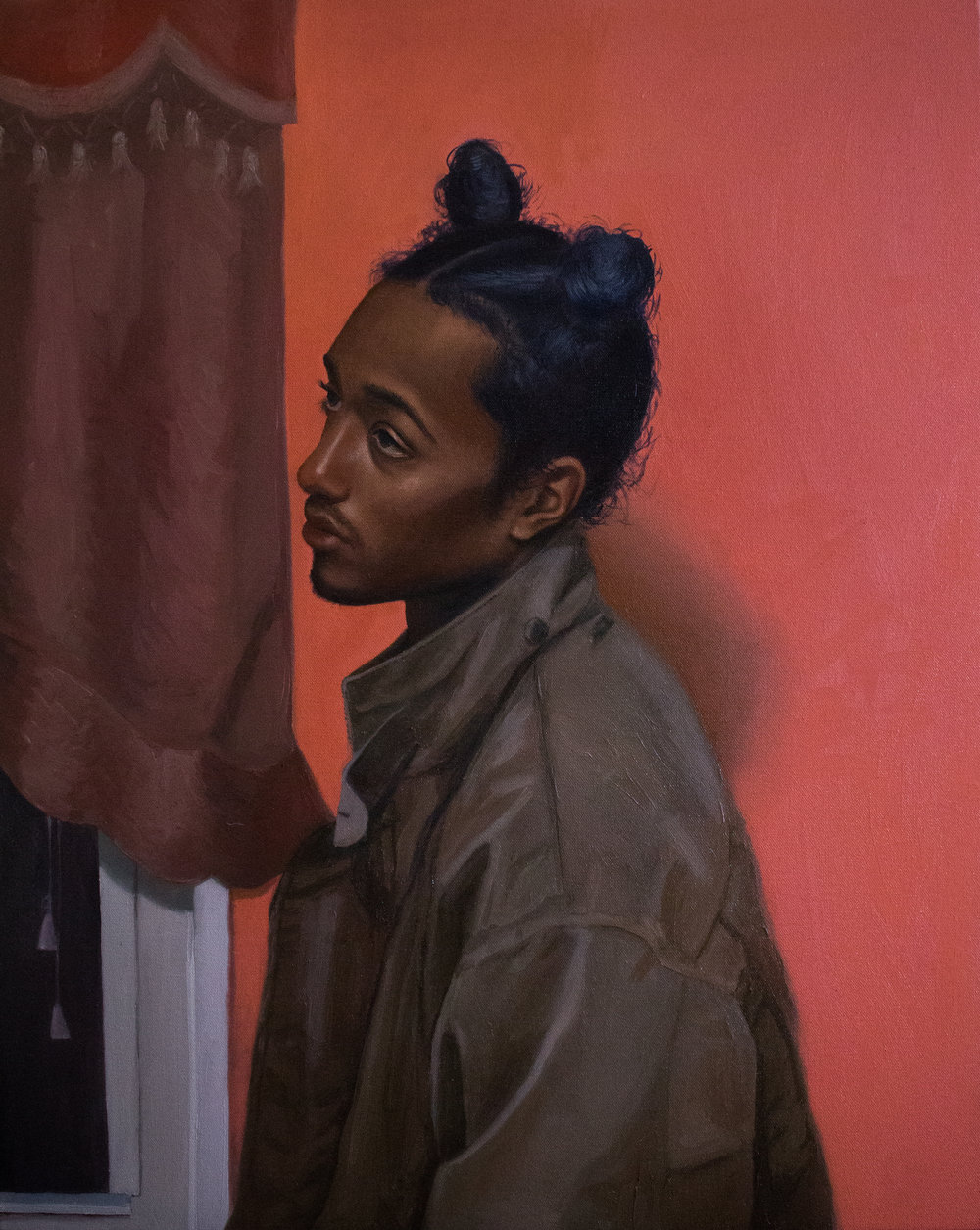 Portrait of Seth Lawrence
