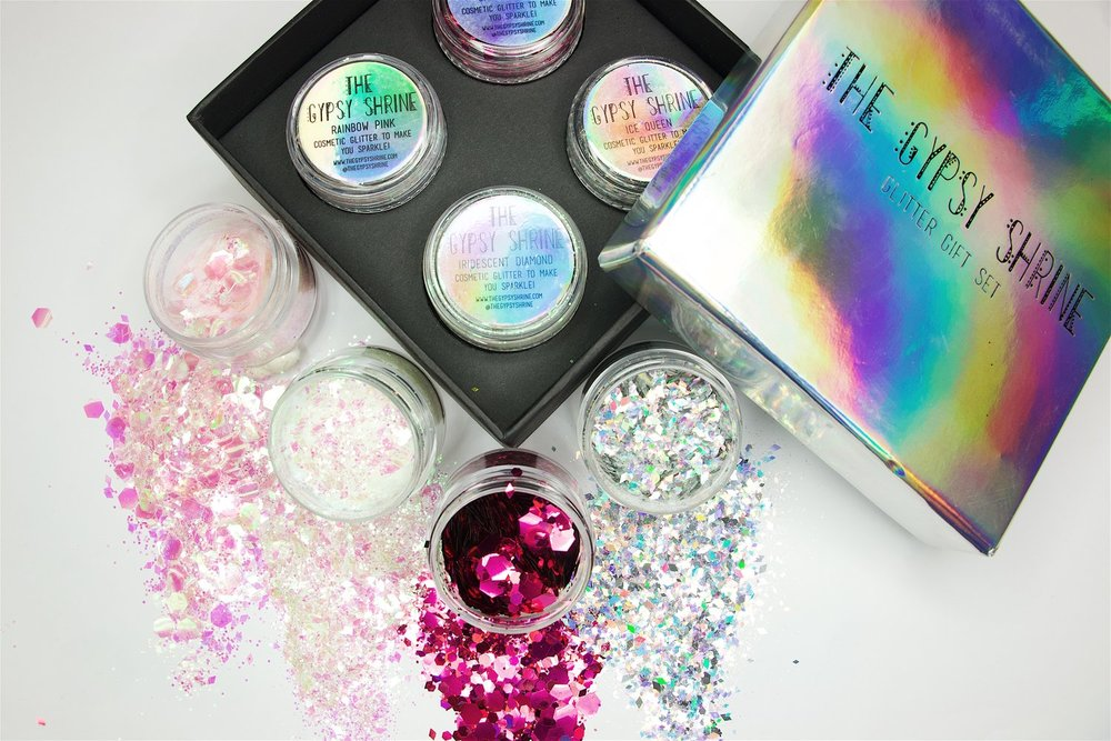 Unicorn Glitter Gift Set