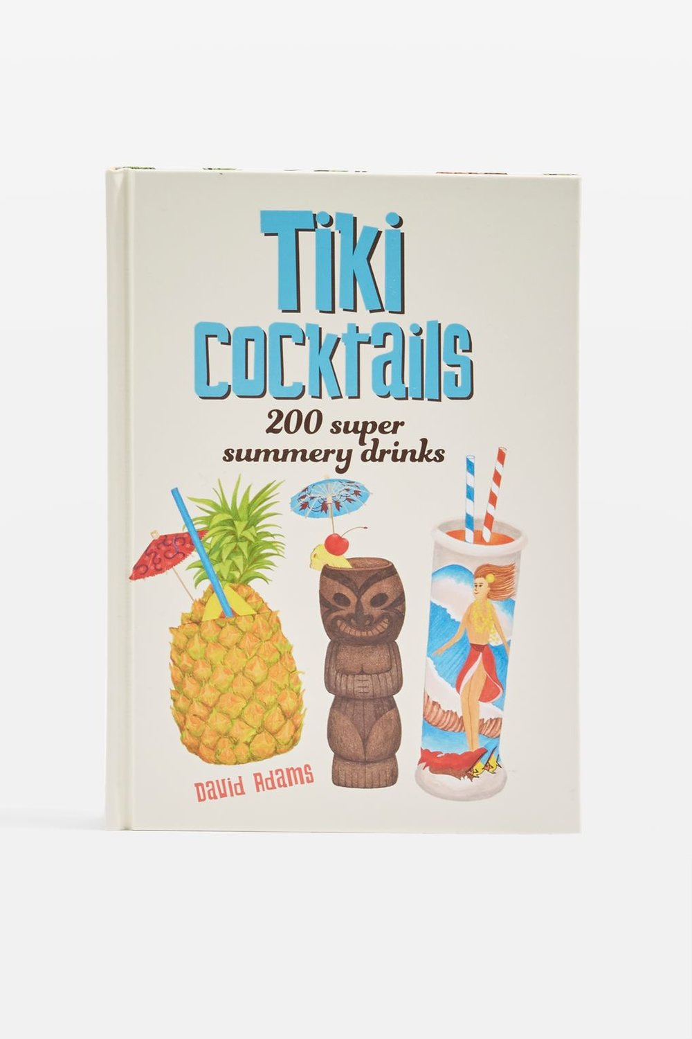 Tiki Cocktails Book - For the one who always wants to go for 'cocktails with the girls'. Next time the girl gang can go round your BFF's to drink Pornstar Martinis. So if she likes Pina Colada's, get her drunk in love.