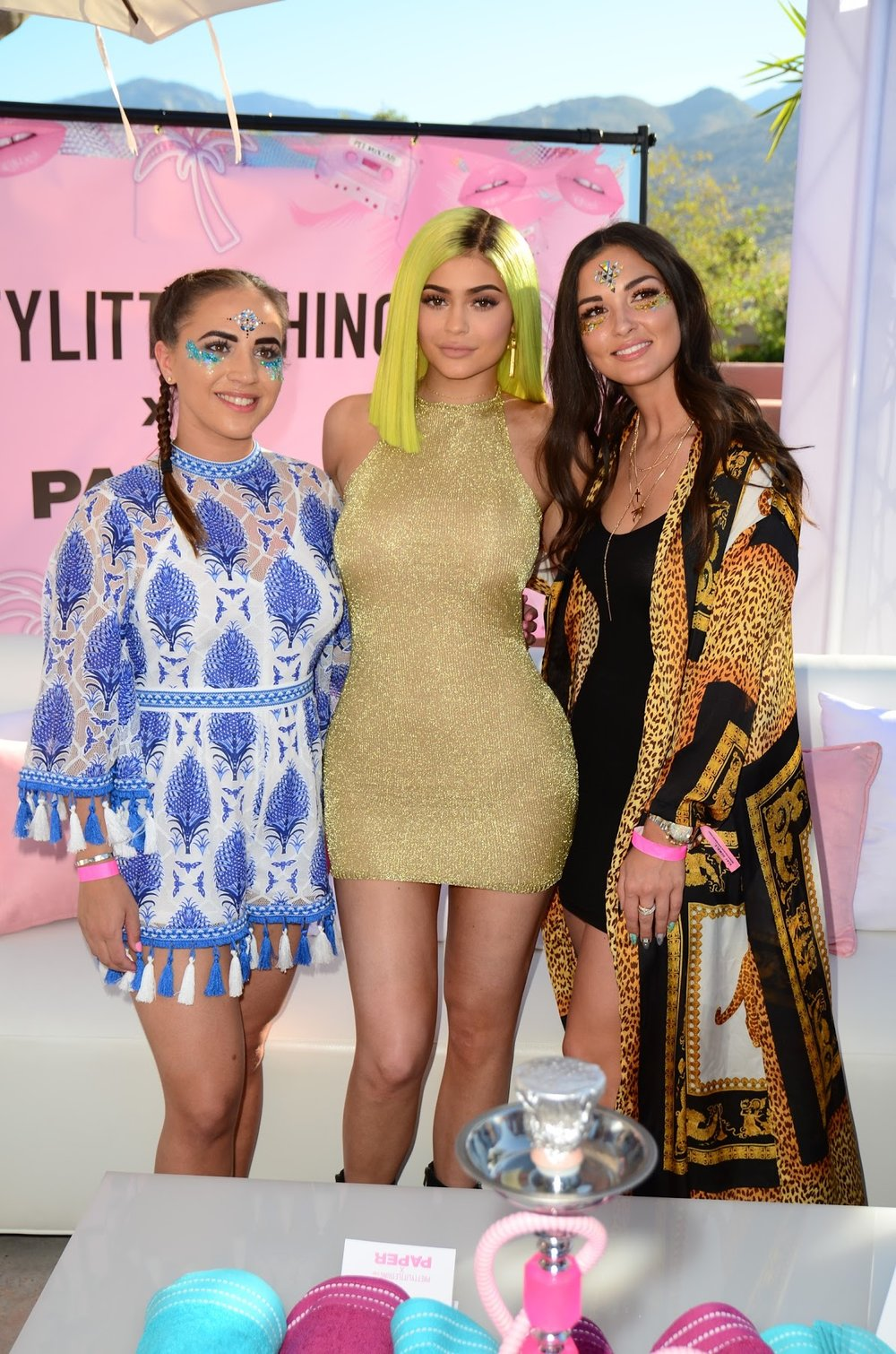 VIP PRESS PARTIES - From Coachella VIP to Topshop to much more...