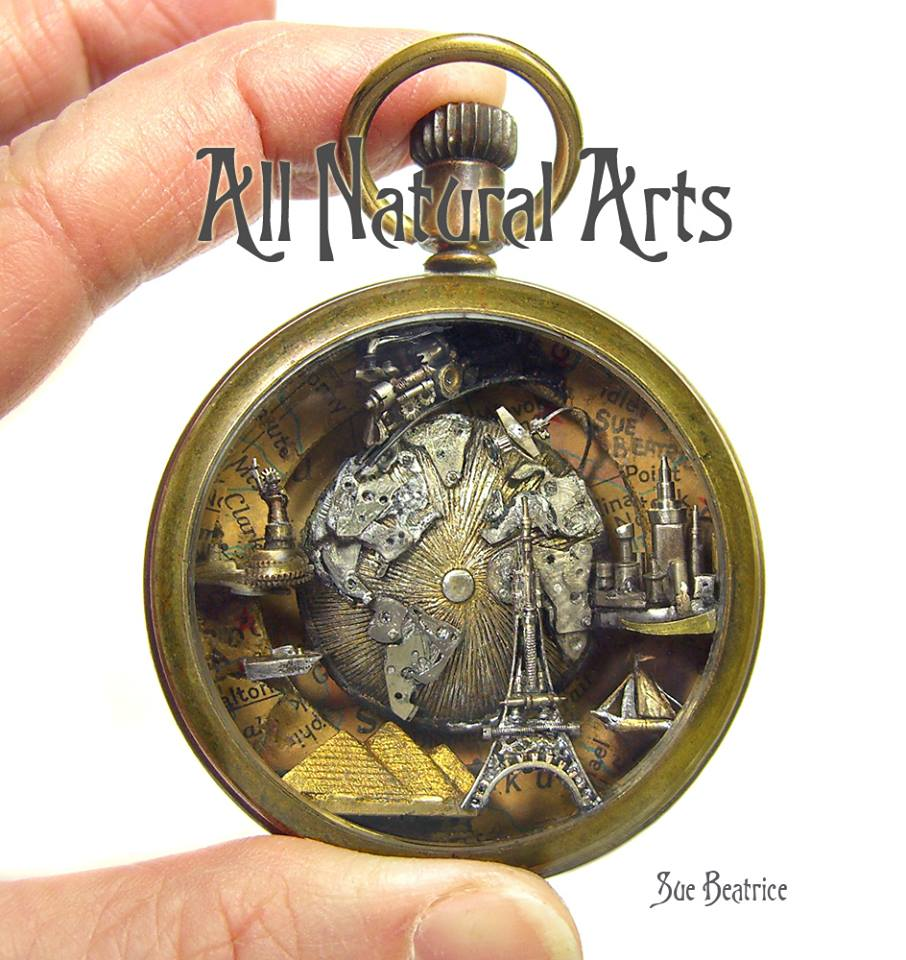 watch parts sculpturesgallery all natural arts