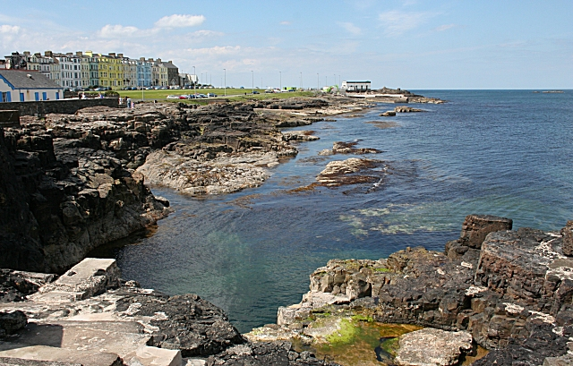 The Blue Pool, Portrush