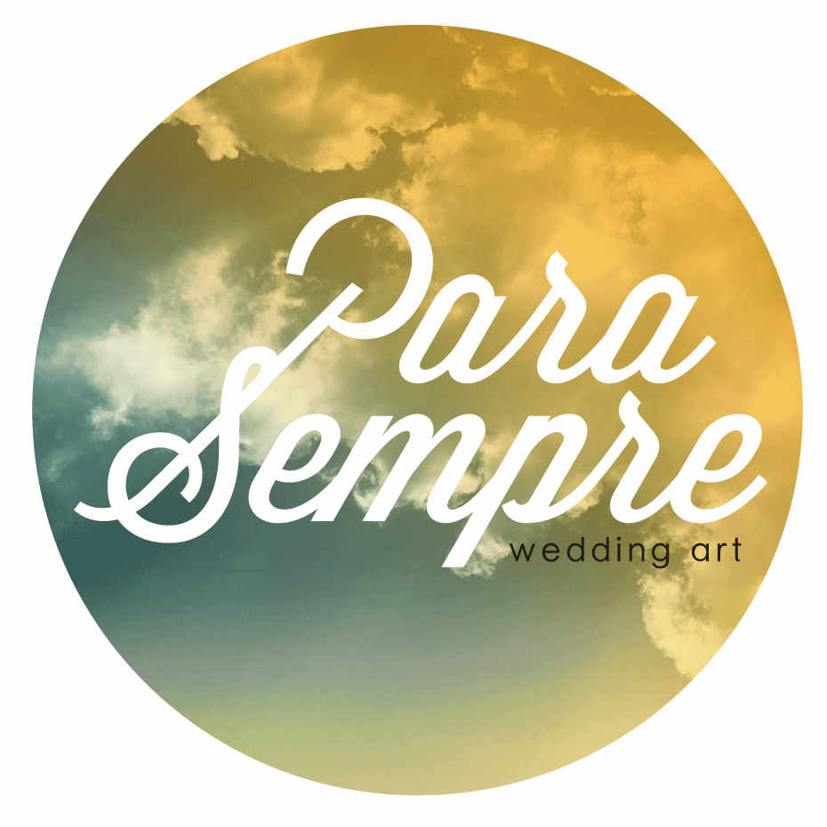 Para Sempre Wedding Art