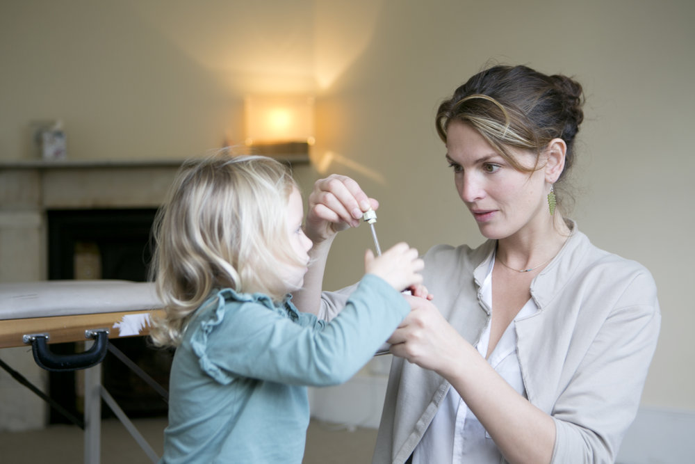 Kinesiology is gentle and effective : perfect for children.