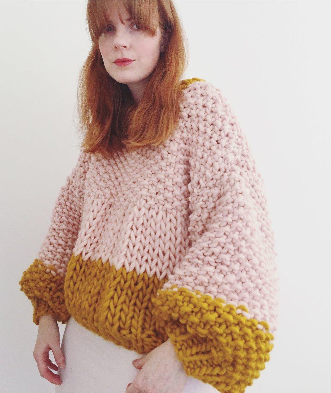 Honey BiBi Sweater