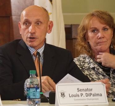 Louis DiPalma, Rebecca Boss