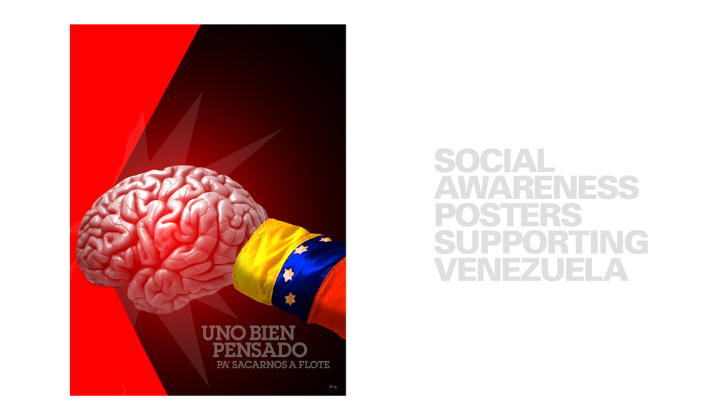 Jorge Montero posters for Venezuela