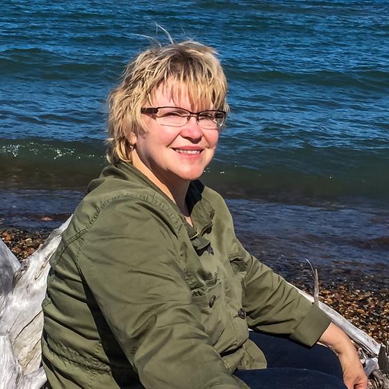 Yvonne - Proprietor/Designer Bench Jeweler and Graduate Gemologist
