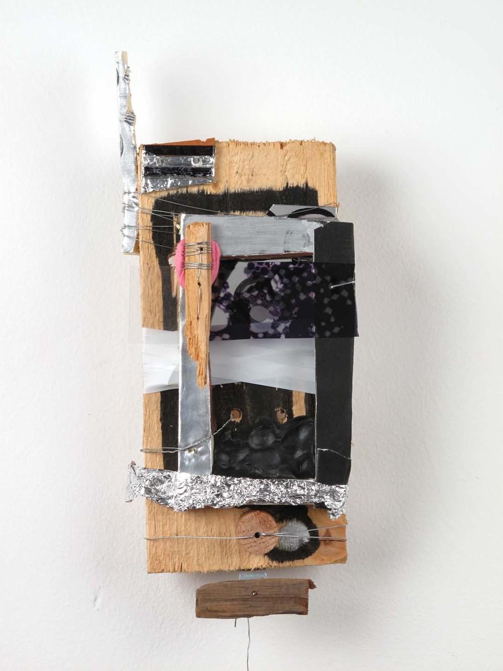 Wooden Phone (Foil)