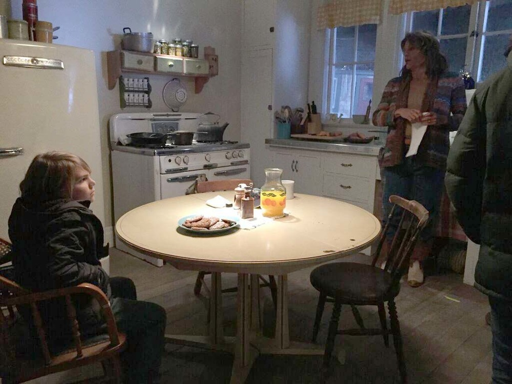 Set Decorator  'Valley of Bones'  Film (Feature) 2016