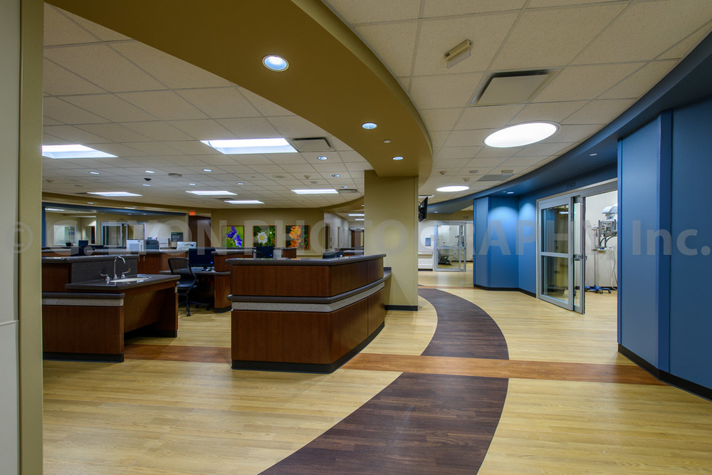 Memorial Hermann The Woodlands Hospital ICU