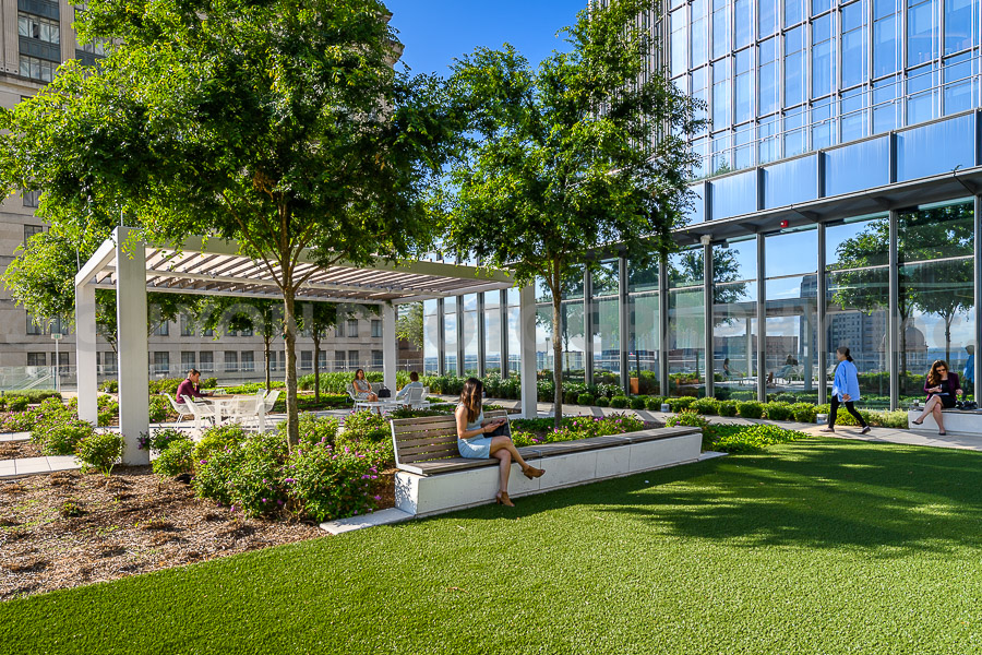 Location: Houston, Texas Landscape Architect: The Office of James Burnett