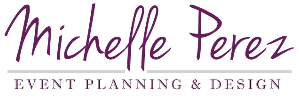 Michelle Perez Events - Wedding & Event Planning | Event Coordination and Management serving the Tri-State Area & abroad