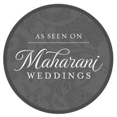 Michelle Perez Events featured in Maharani Weddings