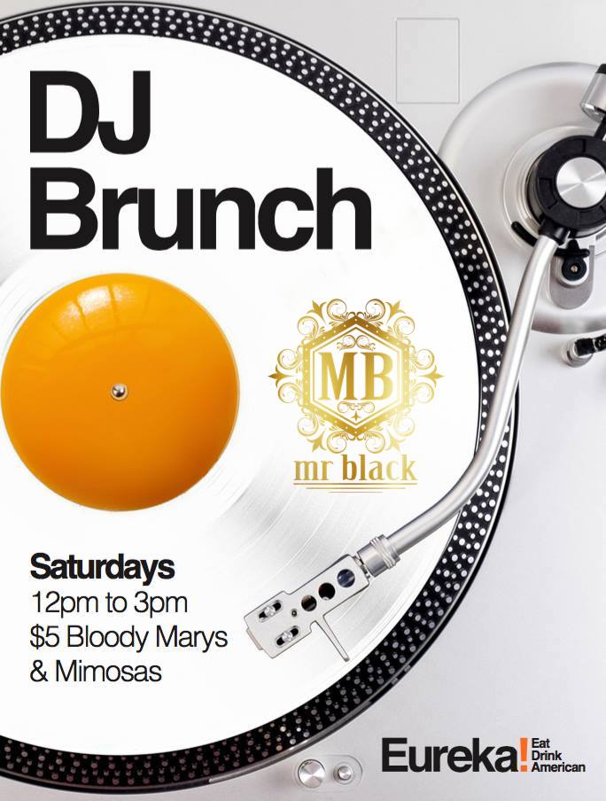 Mr. Black Eureka DJ Brunch .jpg