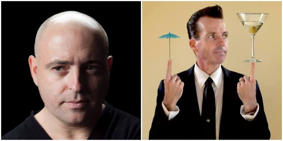 English Comedy - Jan 24 @8.30pm with Ian Coppinger (IRE) & David Deeble (USA), and our wonderful host Andy Valvur!