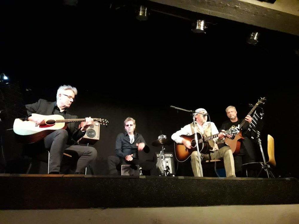 Greenberg: Live - Akustik, Rock, Soul, R&BSaturday, April 6 @8.30pm