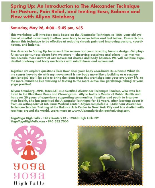 YogaYoga_flyer for may 26 spring up.JPG