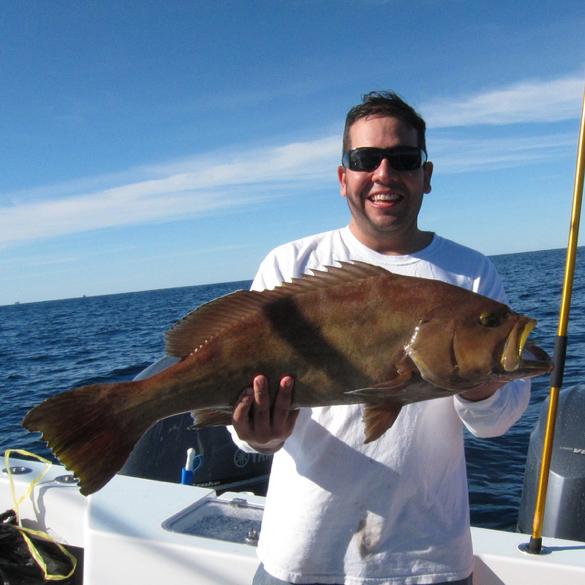 Fisherman Anthony    Lone Star Fishing Company