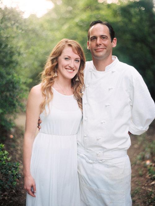 Brian & Amanda Light    Husband + Wife Team